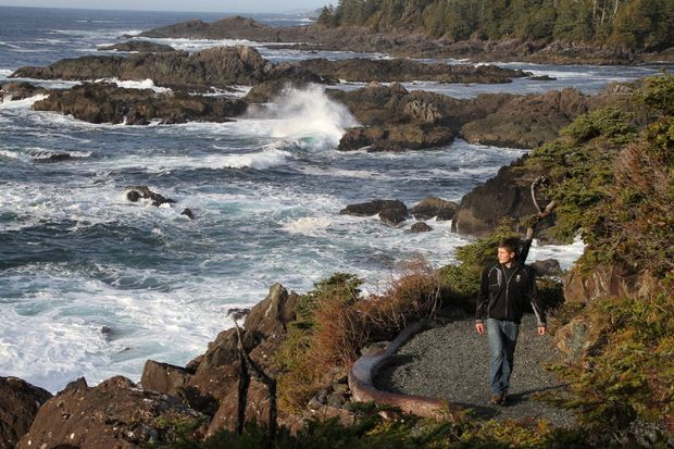 Wild Pacific Trail - Ucluelet, BC