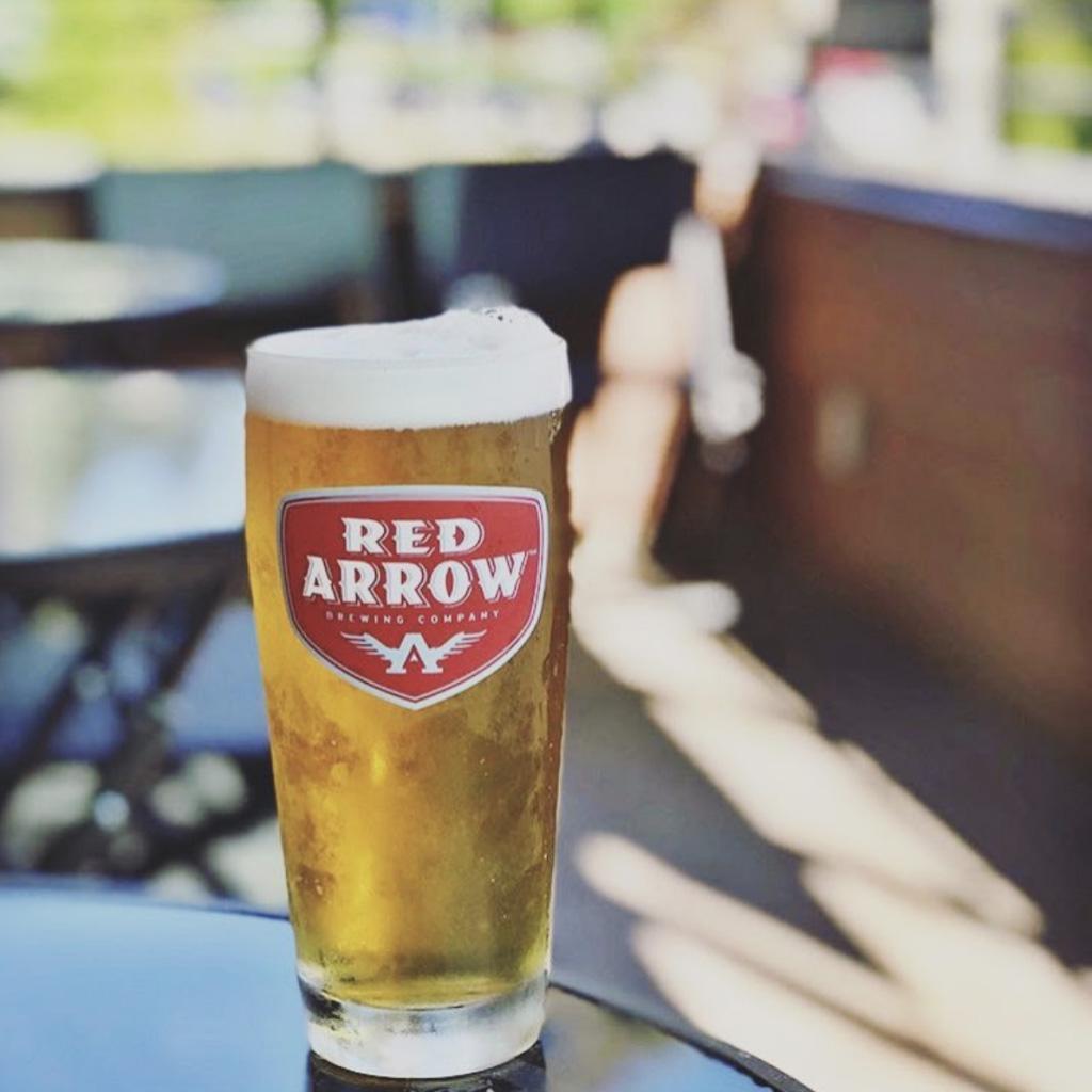 red arrow beer