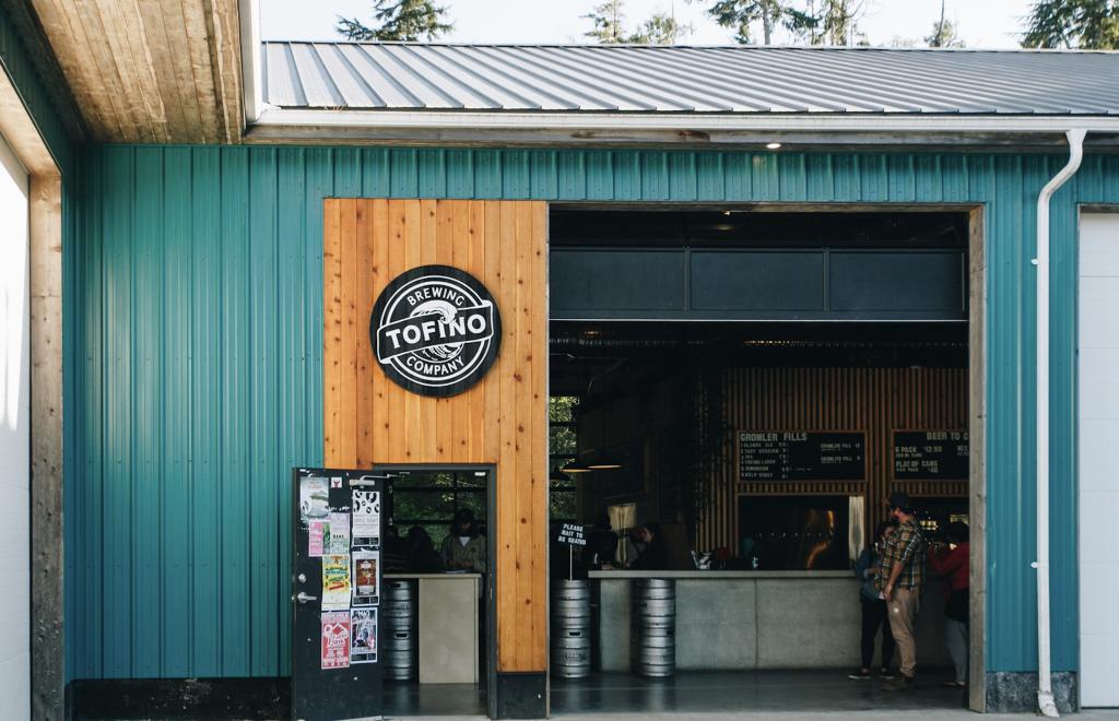 brewing tofino company